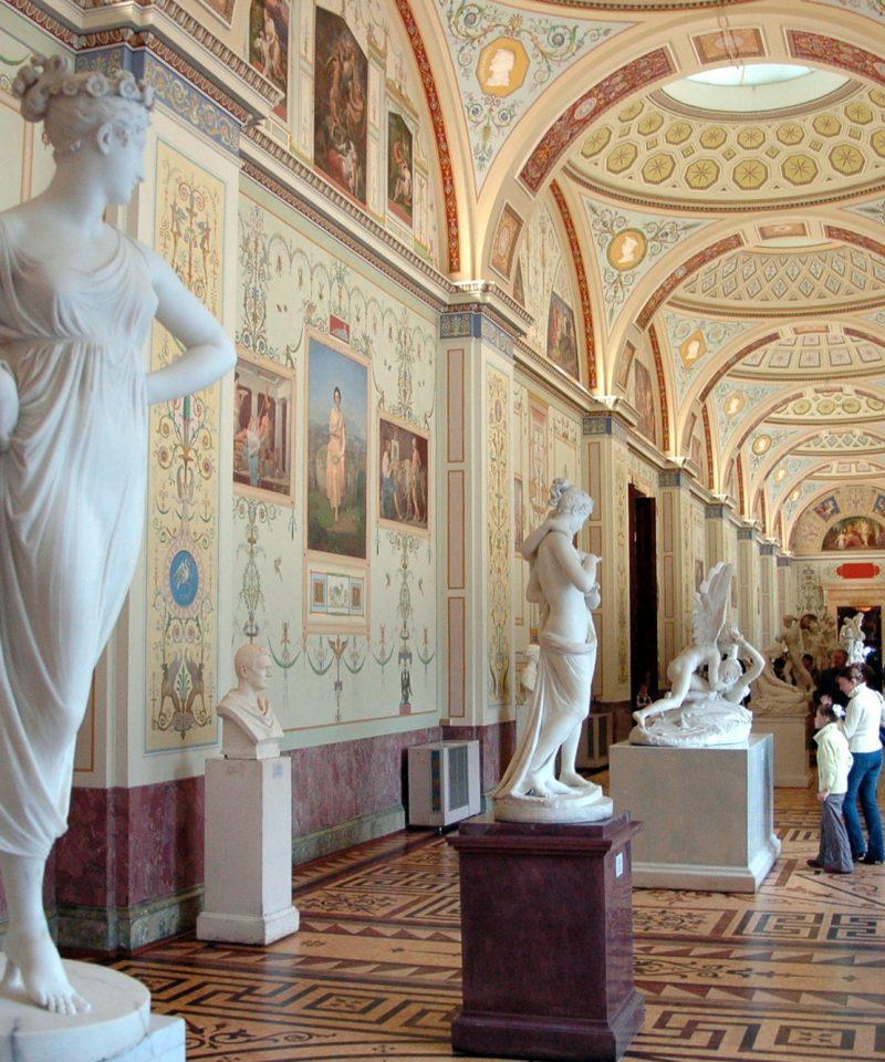 MUSEO DEL HERMITAGE (SIN TRANSPORTE)