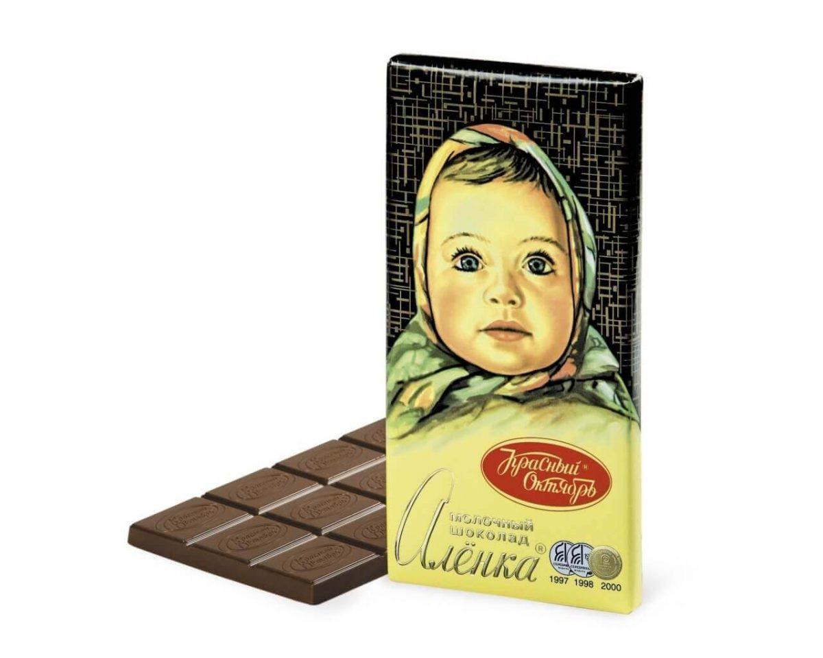 Chocolate ruso