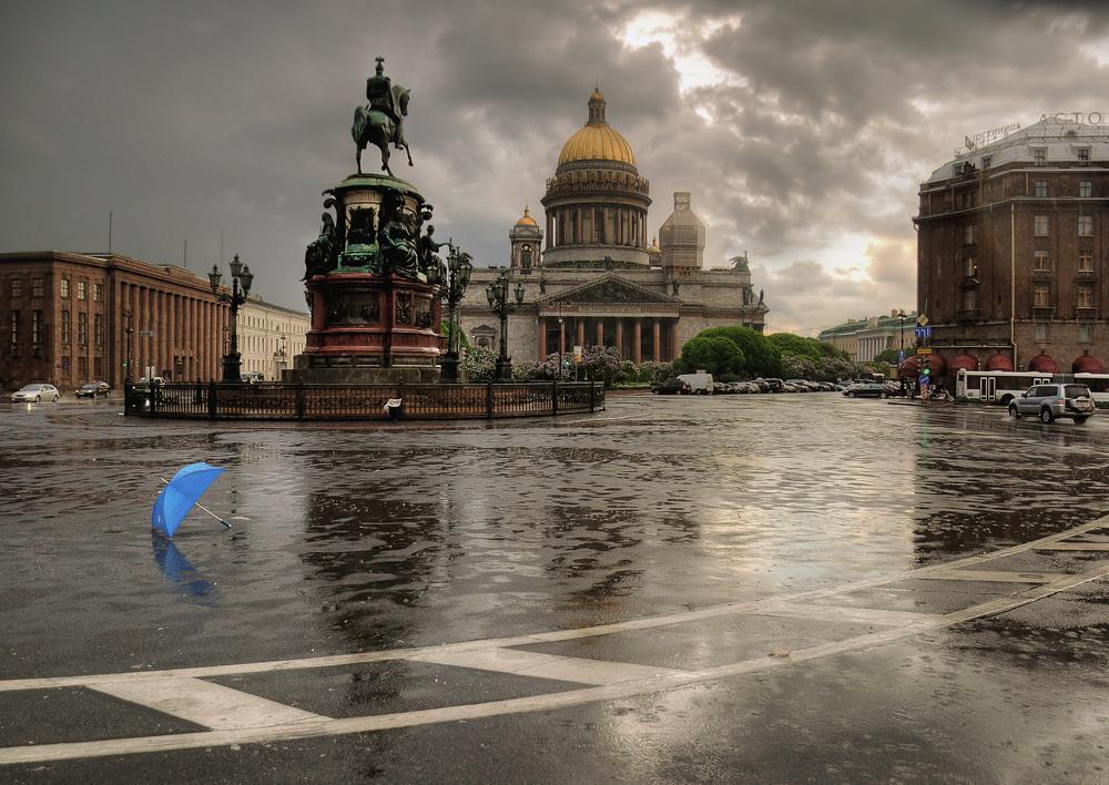 Clima de San Petersburgo