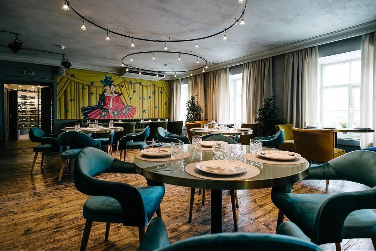 Los mejores restaurantes de San Petersburgo. The Repa