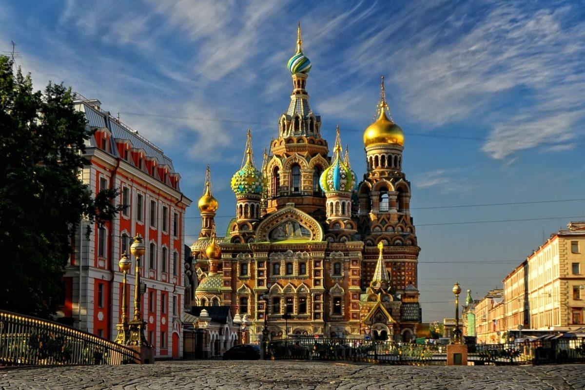 Que ver y hacer en San Petersburgo. Iglesia de San Salvador sobre la Sangre Derramada