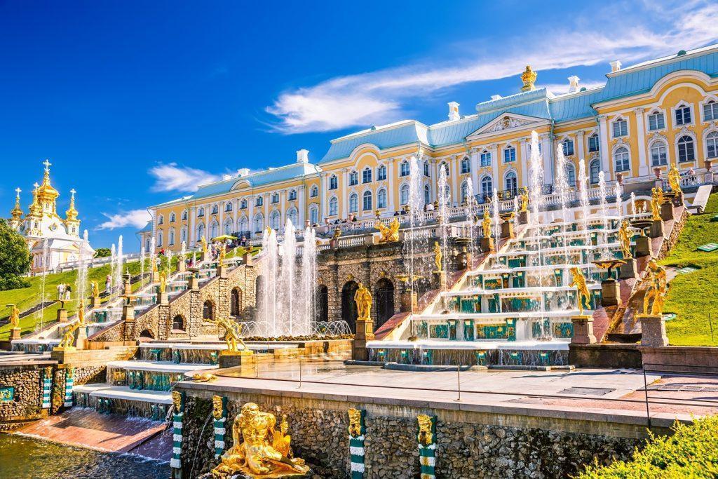 Que ver y hacer en San Petersburgo. Peterhof