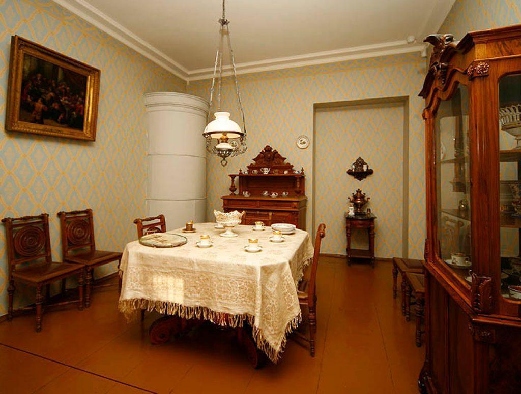 Museos de San Petersburgo. Dostoevsky
