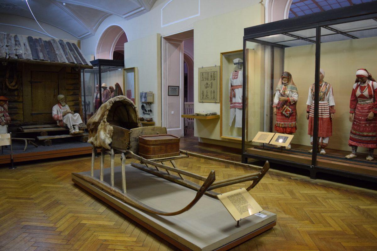 Museos de San Petersburgo. Etnográfico