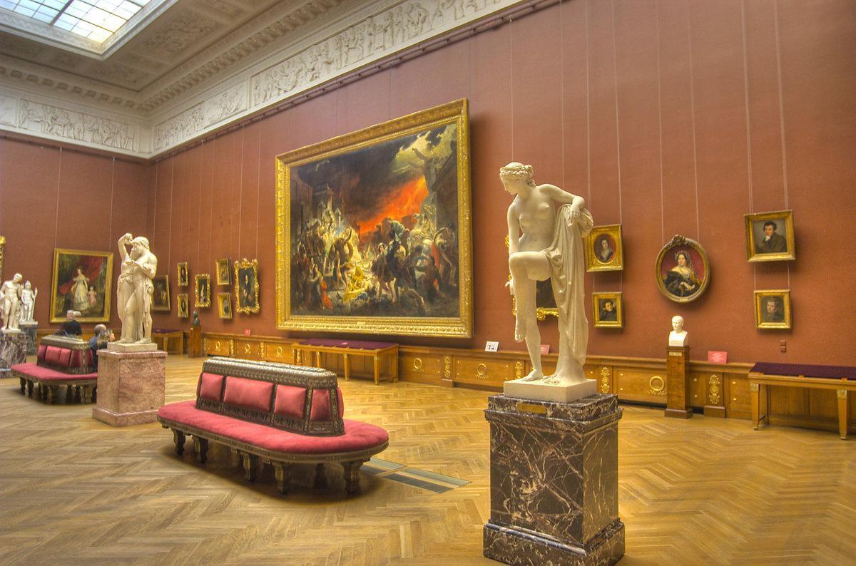 Museus em São Petersburgo