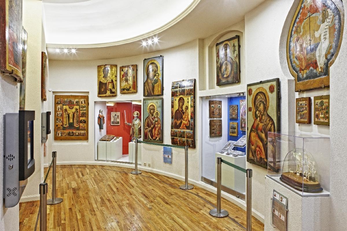 Museos de San Petersburgo. Museo de la Historia de Religión