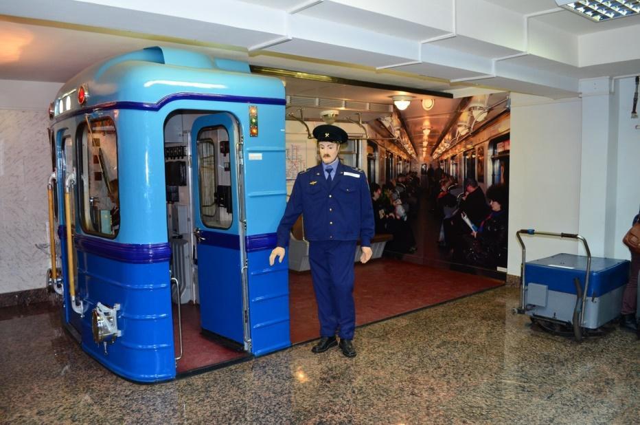 Museus em São Petersburgo. Museu do metrô
